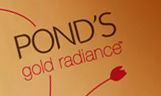 POND'S gold radiance